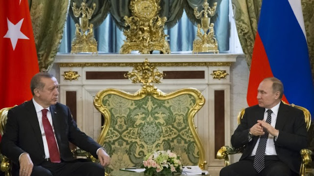 Πούτιν και Ερντογάν έχουν ανάγκη ο ένας τον άλλο: Ο ρωσοτουρκικός ρεαλισμός στο απόγειο