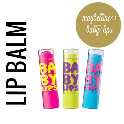 Lip Balm - Maybelline Baby Lips