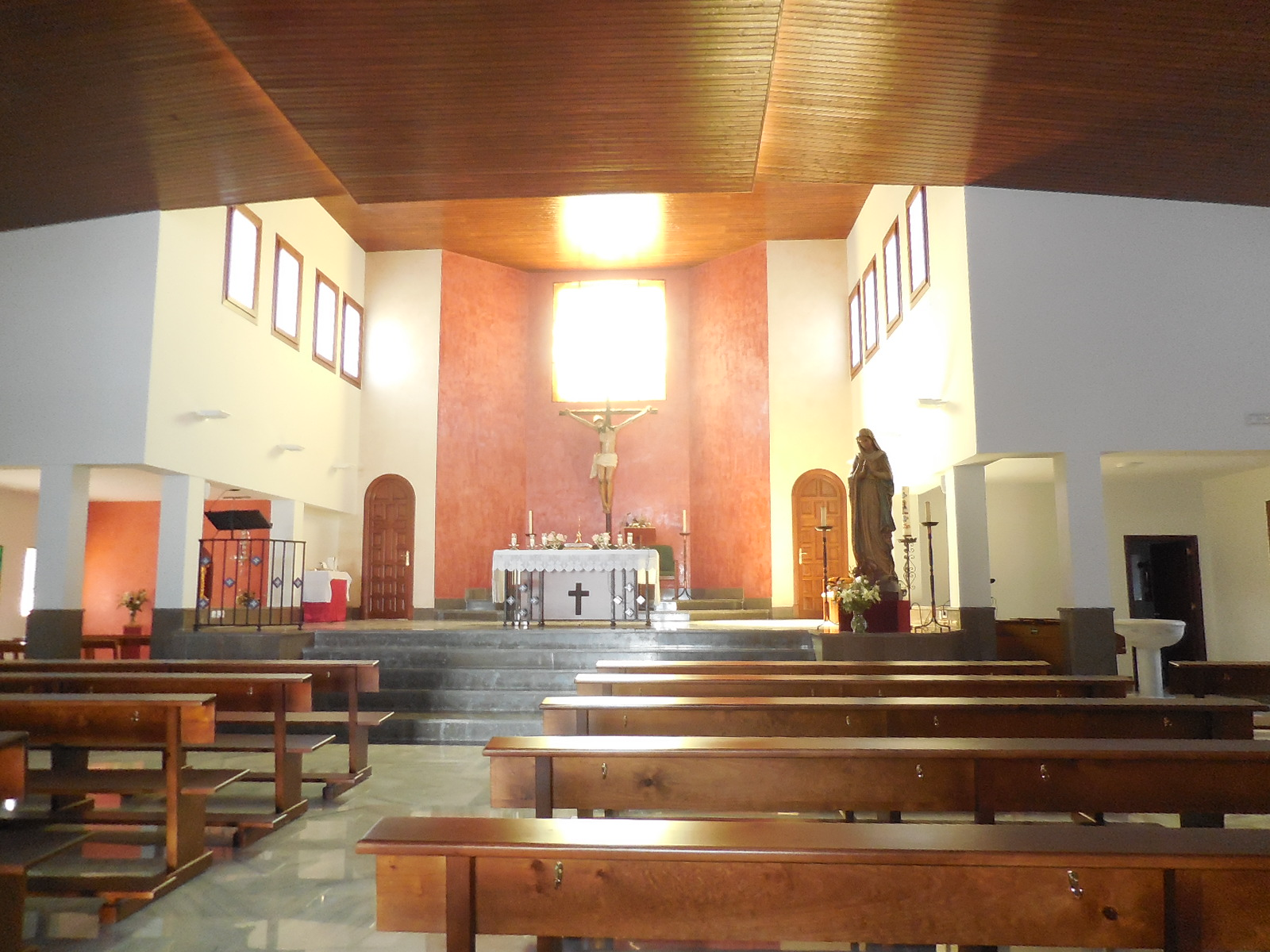 Parroquia del esp ritu santo horario de misas en estos for Exposicion 4 milenio horario