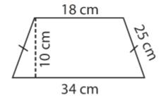 Menghitung Luas Trapesium