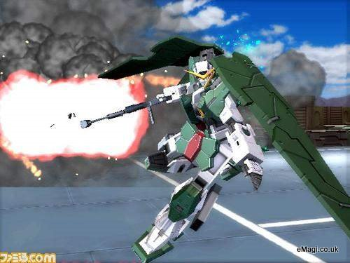 Mobile Suit Gundam 00: Gundam Meisters PS2 GAME ISO Gameplay 1