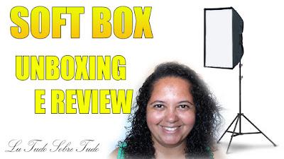 soft box e lu tudo sobre tudo