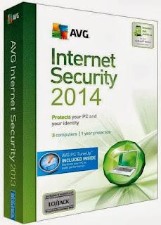 AVG Internet Security 2014 Full Serial