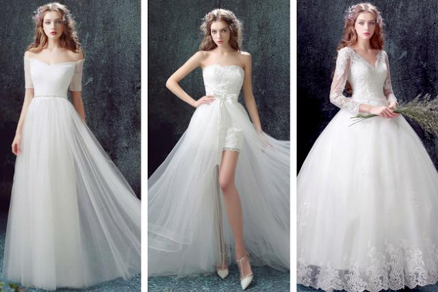 Wedding Dresses UK Millybridal