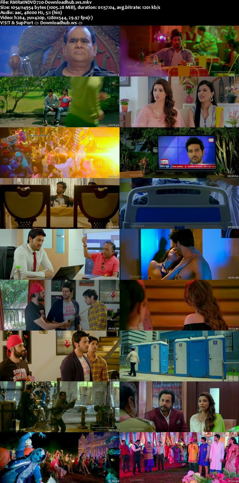Ram Ratan 2017 Hindi 720p DVDRip