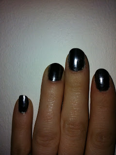 MyFace Lil'Bling Black Ice Nail Varnish