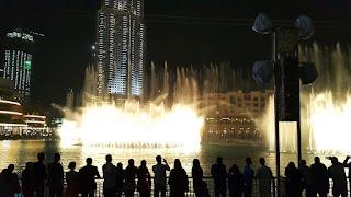 الوافير الراقصة القرية العالمية دبي