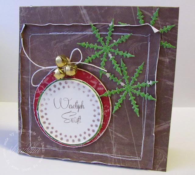Kartki Świąteczne w brązach