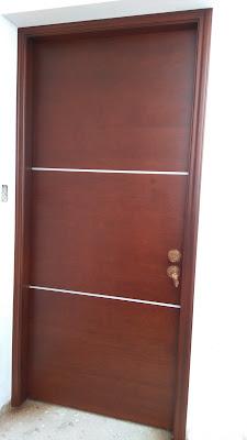 Puertas de madera para interiores en Lima