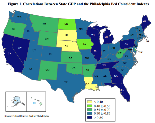 The Effectiveness of the State Coincident Indexes Figure 1 - Source: http://www.philadelphiafed.org/research-and-data/publications/research-rap/2012/the-effectiveness-of-the-state-coincident-indexes.pdf