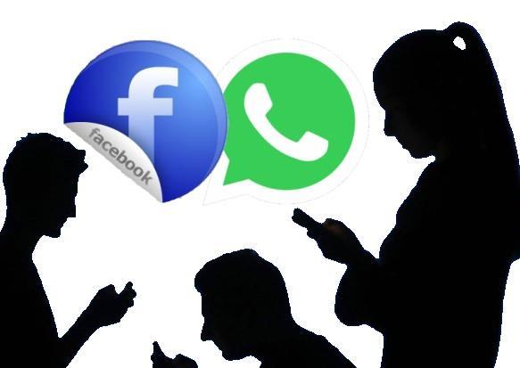 En su app Facebook incluye un acceso directo a WhatsApp ¿adiós a Messenger? ..