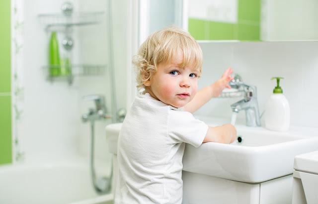 Cum ne deprindem copiii cu regulile de igiena?