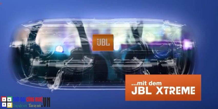 Các tính năng của loa di động JBL Xtreme