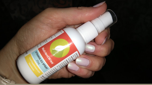 nutrientwise vitamin d spray