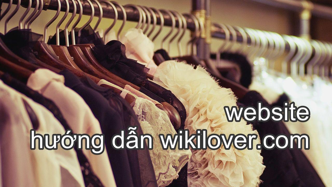 Kinh nghiệm bán quần áo