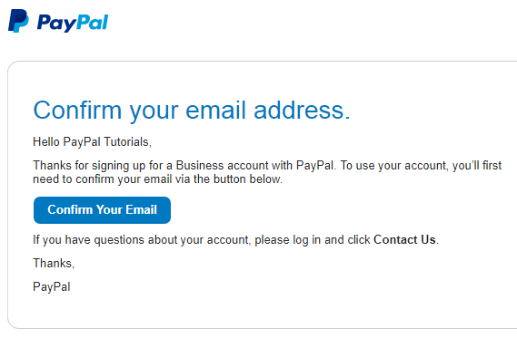 How To Create A PayPal That Sends And Receives In Nigeria