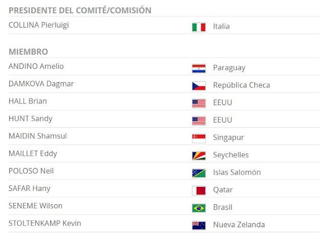 arbitros-futbol-comisión-fifa