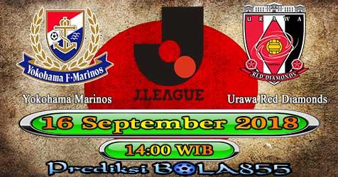 Prediksi Bola855 Yokohama Marinos vs Urawa Red Diamonds 16 September 2018