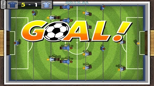 Let's Foosball Free – Table Football by Niea Tech Co, Ltd.