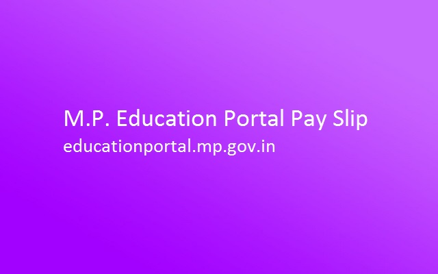 mp-education-portal-pay-slip