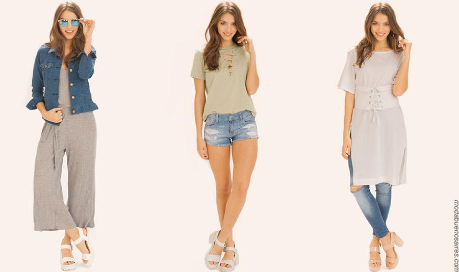 Moda primavera verano 2018 moda y tendencias en buenos aires - Moda de este verano ...