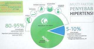Survei Faktor Penyebab Hipertensi