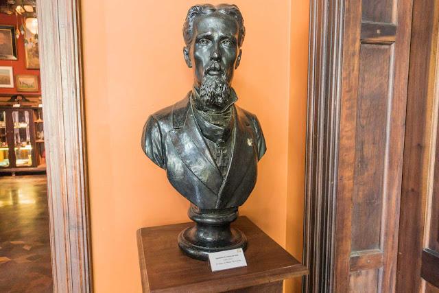 Agostinho Ermelino de Leão, um dos fundadores do Museu Paranaense