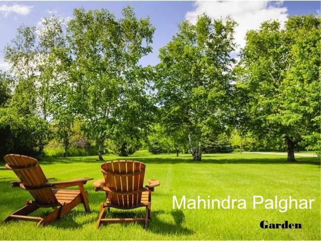 Mahindra Palghar Garden
