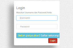 DAPO TENDIK ([Cara] Login & INPUT Data Aplikasi DAPOTENDIK)