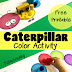 Caterpillar Color Matching & Sorting for Toddlers