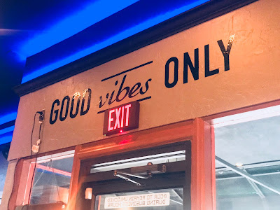 Good Vibes Only T-Byrd's Tacos and Tequila Colorado Springs, CO
