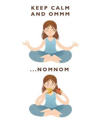 Yoga omm nomnom