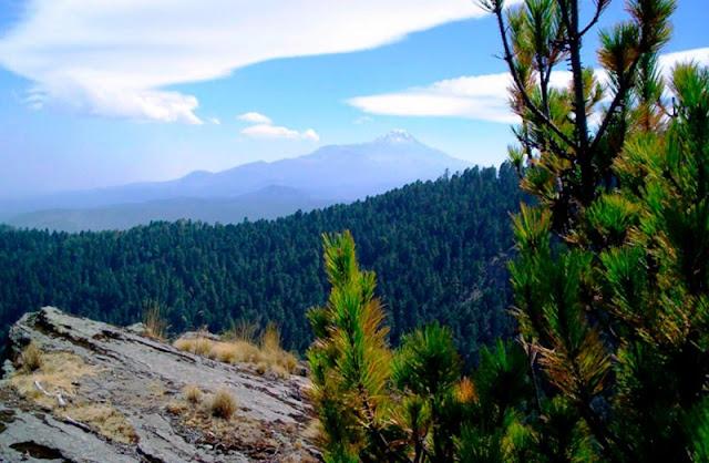 Parque Nacional Izta-Popo, Puebla