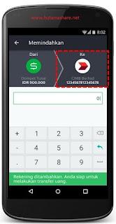cara mitra driver grab mendaftarkan menyerahkan nomor rekening cimb niaga secara via online