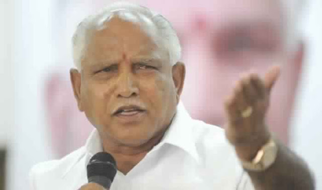 Yadiyurappa-challenges-Congress-leaders-to-touch-our-MLAs
