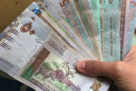 The Exchange Rate Of Dollar Against Sudanese Pound Drop After Signing South Sudan Peace Agreement