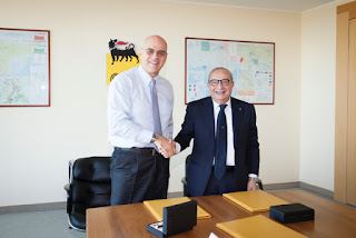 Fincantieri: cooperation agreement signed with Eni
