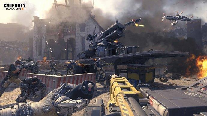 Screenshot: Call of Duty Black Ops 3 HD