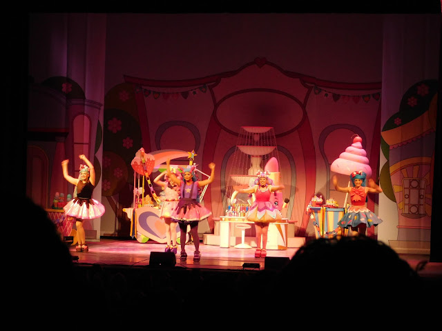 Shopkins Live! Shop It Up on stage at Playhouse Square