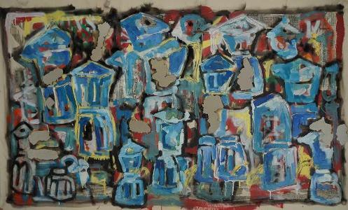 Arte Pintura Caracas Venezuela