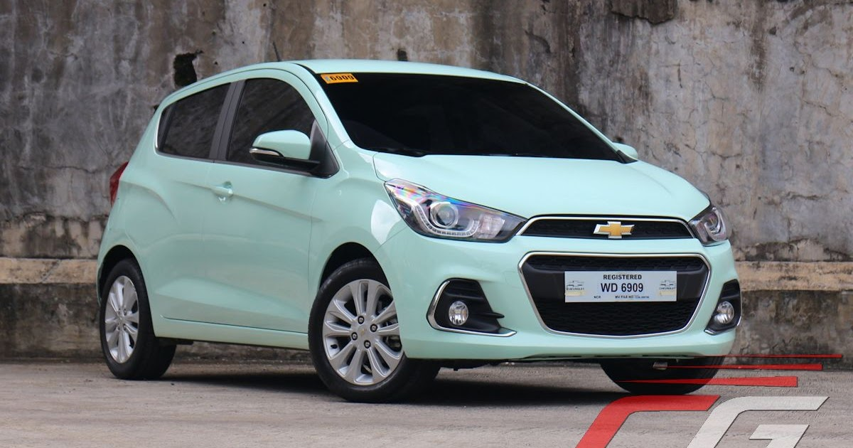 review 2017 chevrolet spark 1 4 ltz philippine car news car reviews prices carguide ph. Black Bedroom Furniture Sets. Home Design Ideas