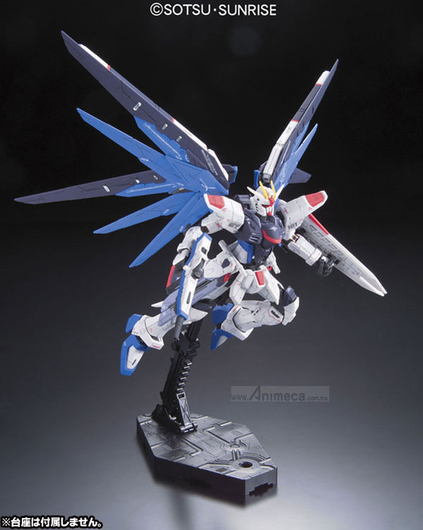FREEDOM GUNDAM ZGMF-X10A REAL GRADE (RG) 1/144 MODEL KIT GUNDAM SEED