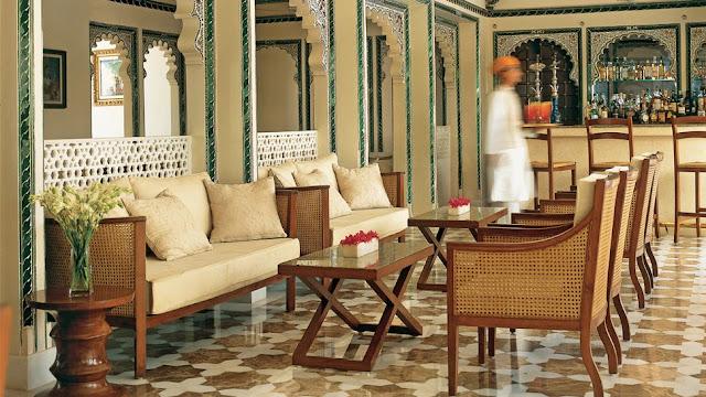 Amrita Sagar, Taj Lake Palace