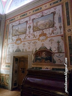 Palácio Farnese em Roma