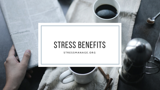 short term stress can help you