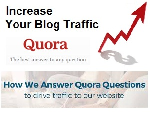 Why Use Quora As Seo Factor To Drive Traffic For Blogger