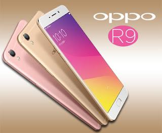 Harga Oppo R9 Bersaing dengan Fitur Lebih Banyak