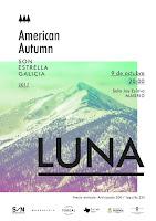 Concierto de Luna en Joy Eslava en American Autumn 2017