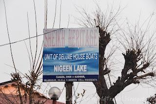 喀什米爾, 船屋, 遊湖, house boat