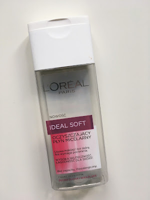 Denko L'Oreal Ideal Soft Oczyszczający płyn micelarny